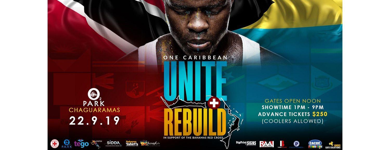 One Caribbean: Unite + Rebuild