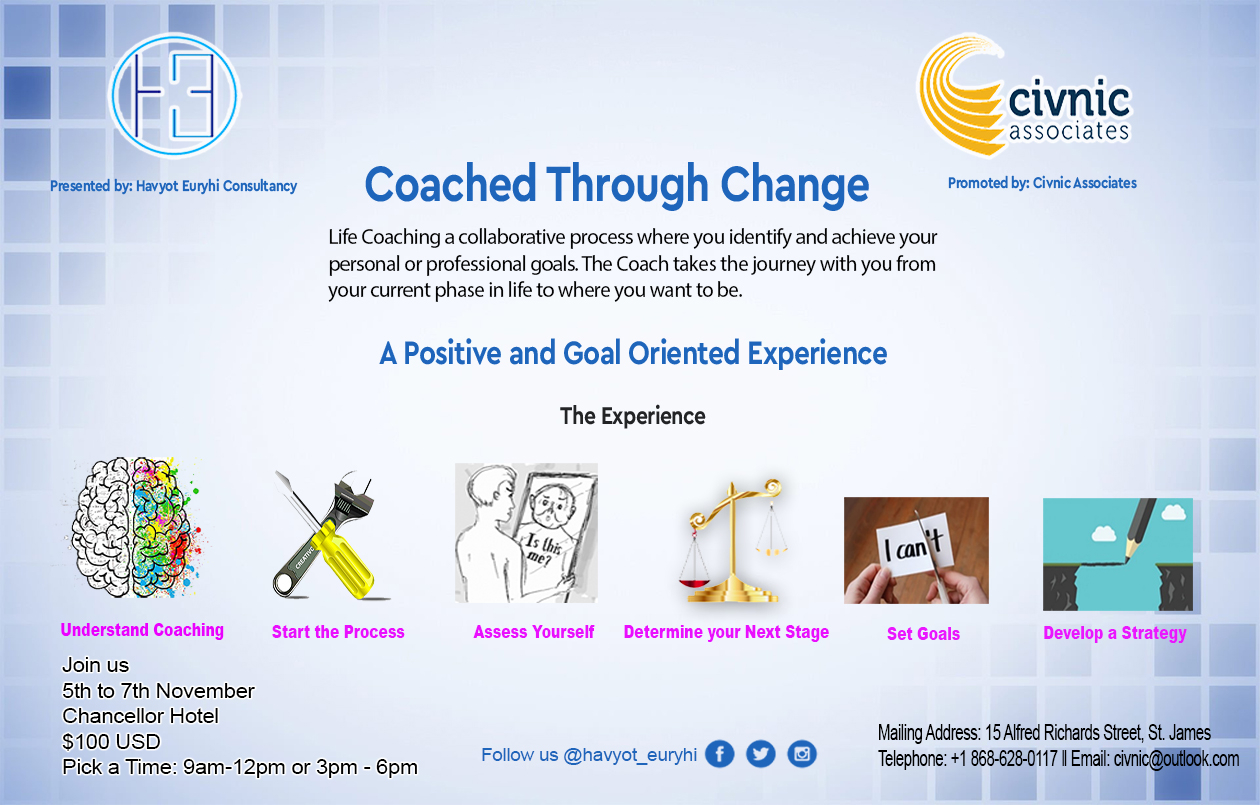 Coached Through Change