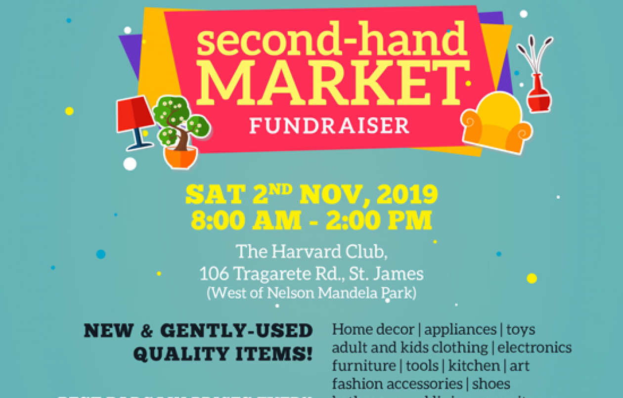 Quota T&T Second-Hand Market Charity Fundraiser