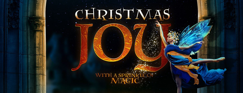 Christmas Joy With a Sprinkle of Magic