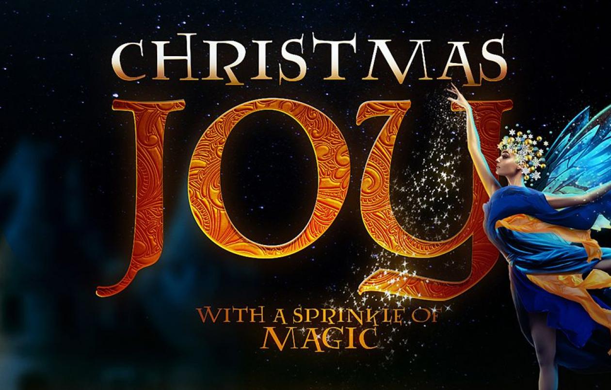Christmas Joy With a Sprinkle of Magic ID 25590