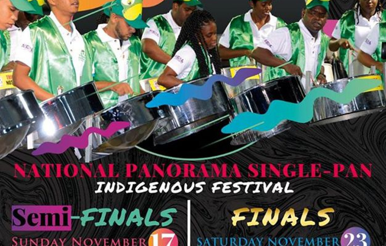 Celebrate De Pan: National Panorama Single-Pan Indigenous Festival 2019 Finals