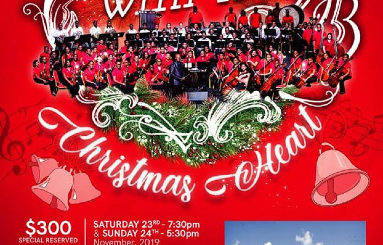 With A Christmas Heart - TTYP Fundraising Concert