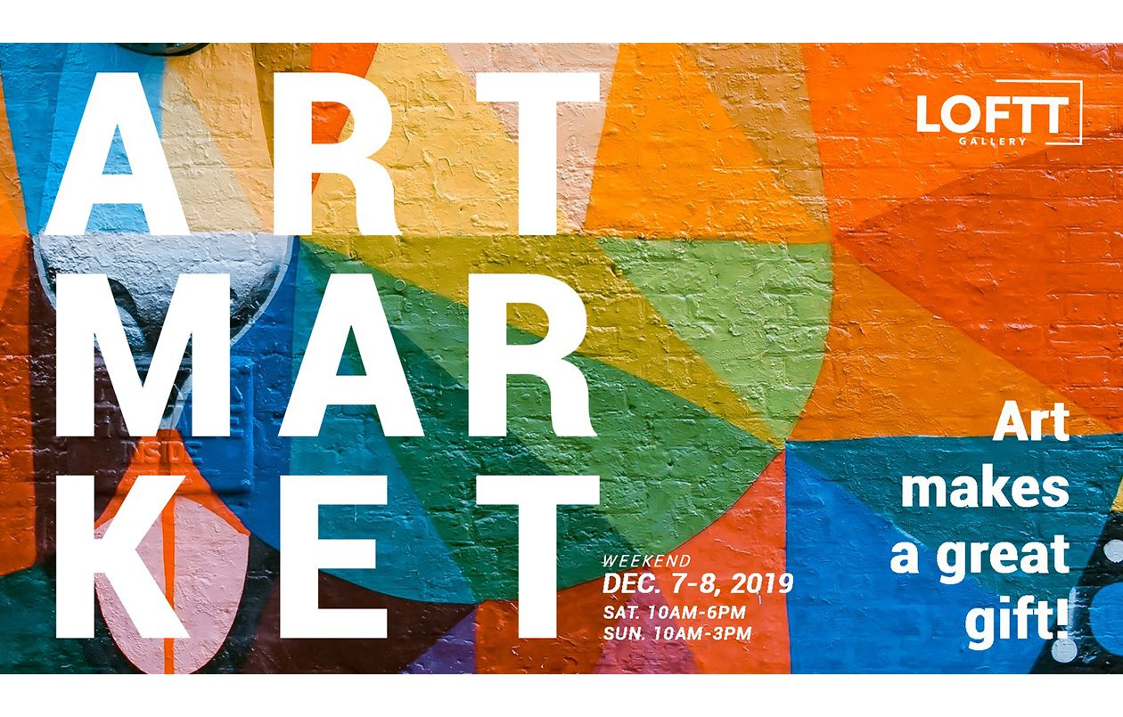 LOFTT Art Market, December 2019
