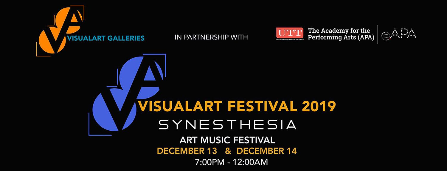 Visualart Festival 2019: Synesthesia - December 13th - 14th 2019