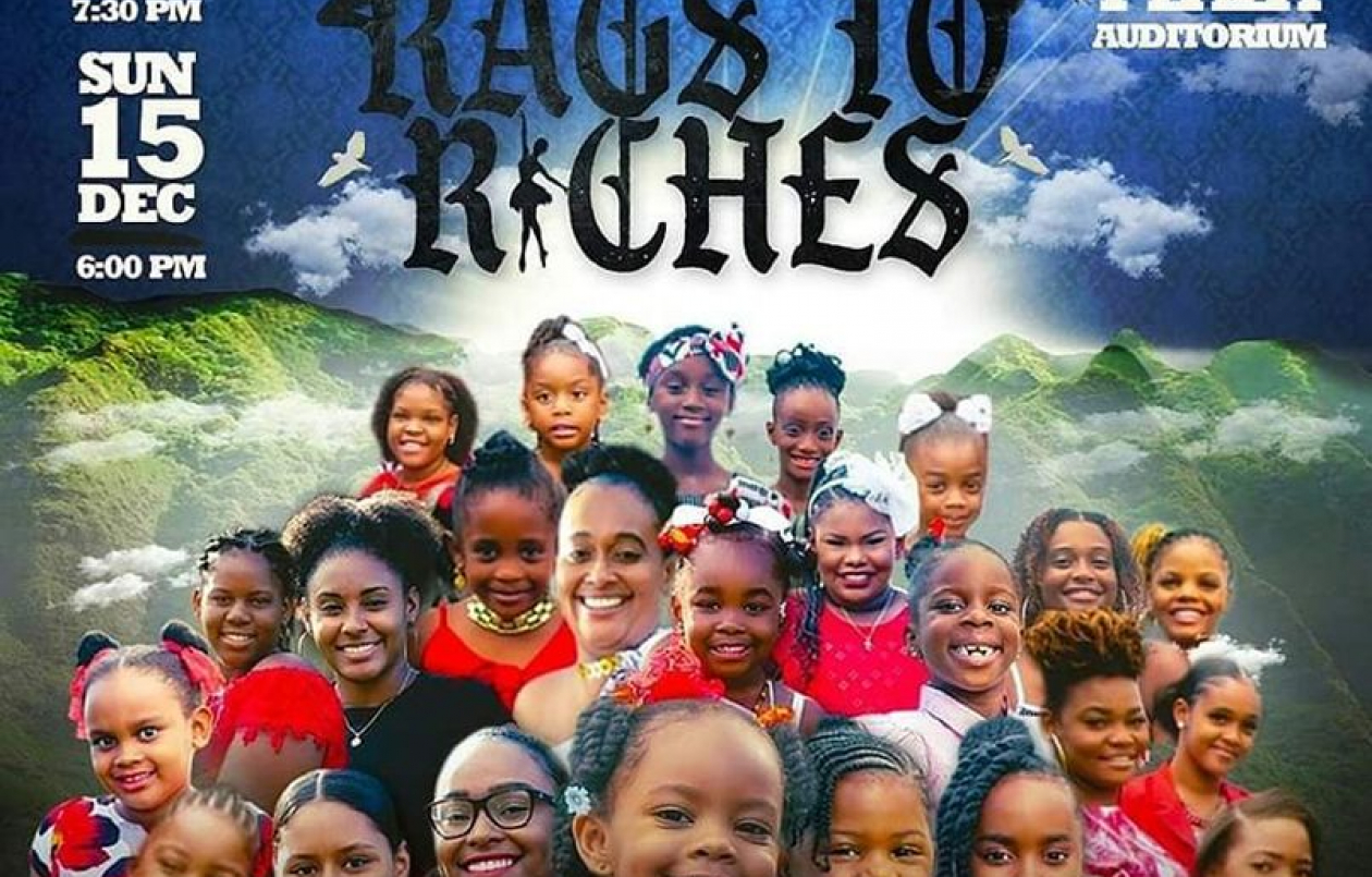 Rags To Riches - 14&15.12.19