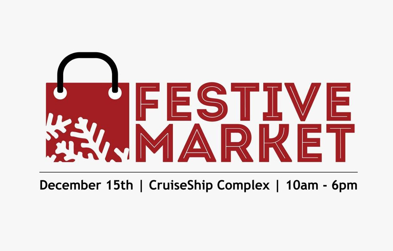 The Christmas Festive Market 2019