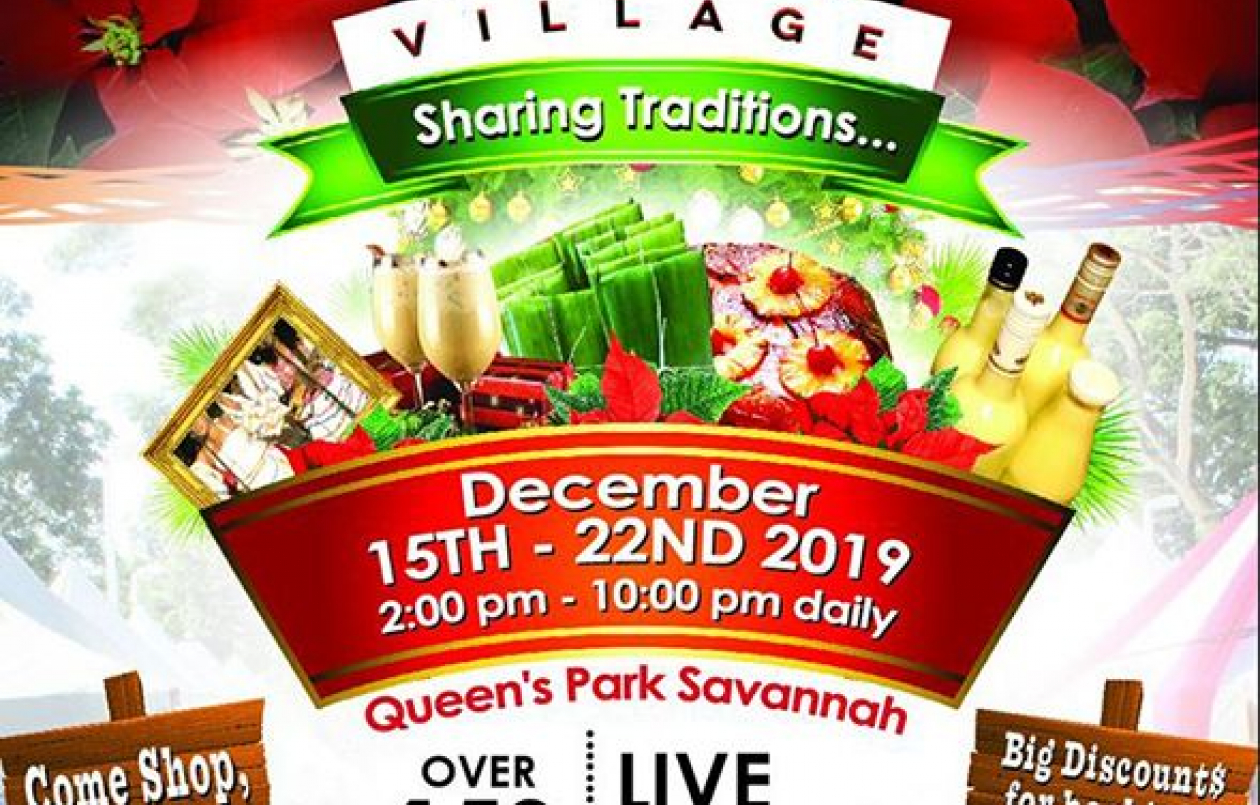 TnT Christmas Village 2019