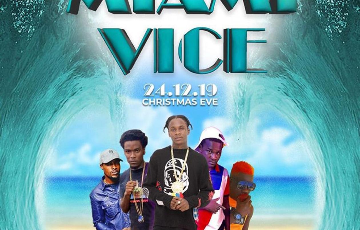 Miami Vice 2019