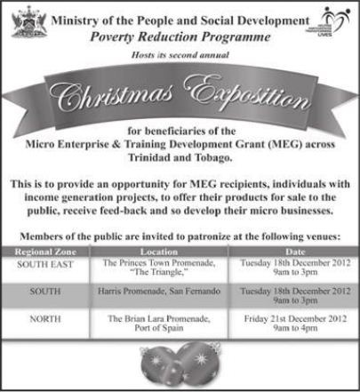 2nd Annual Christmas Exposition