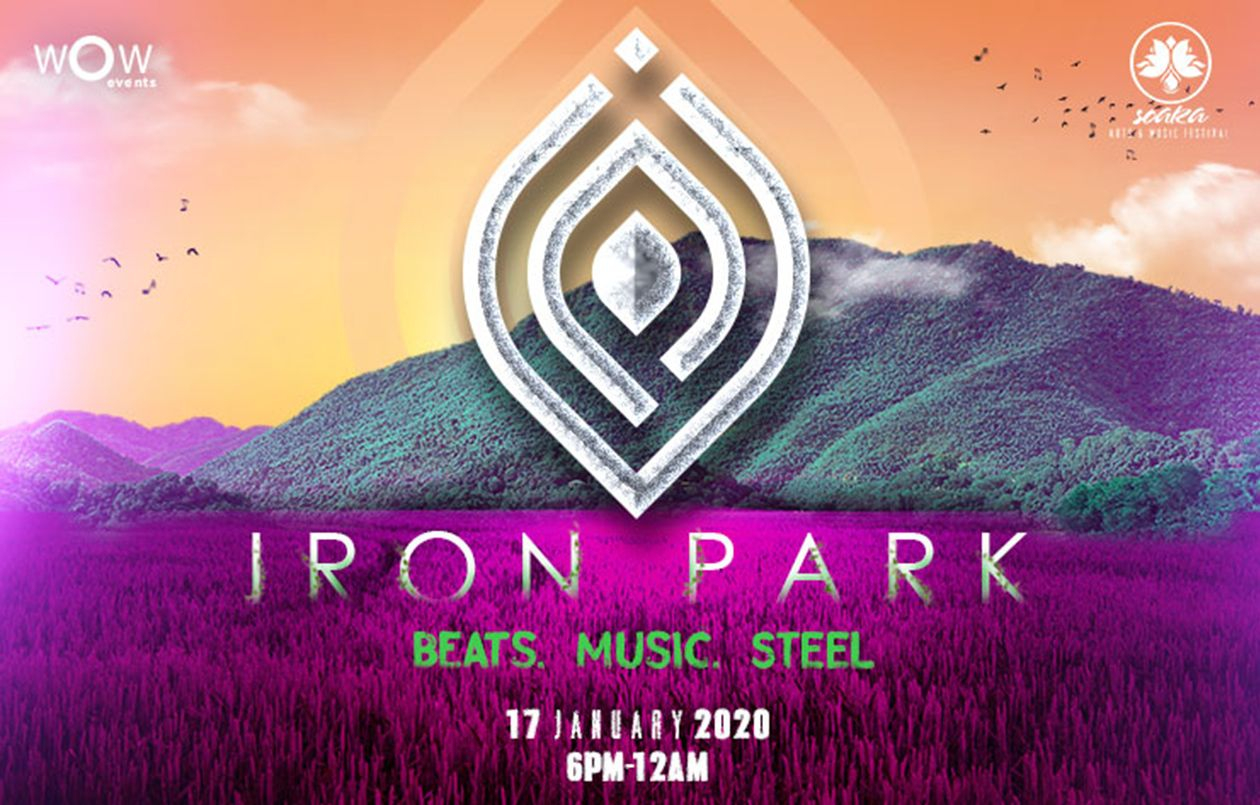 Soaka Arts & Music Festival⁣ 2020: Iron Park