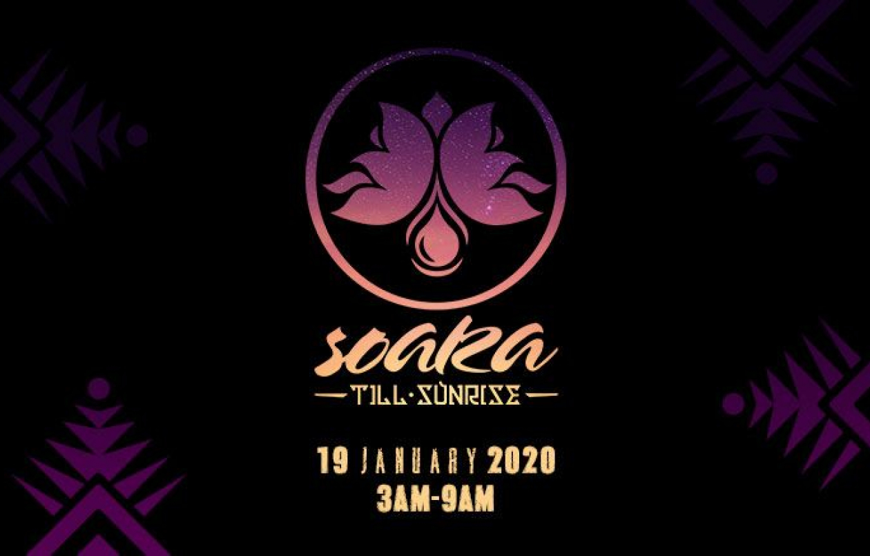 Soaka Arts & Music Festival⁣ 2020: Soaka Till Sunrise