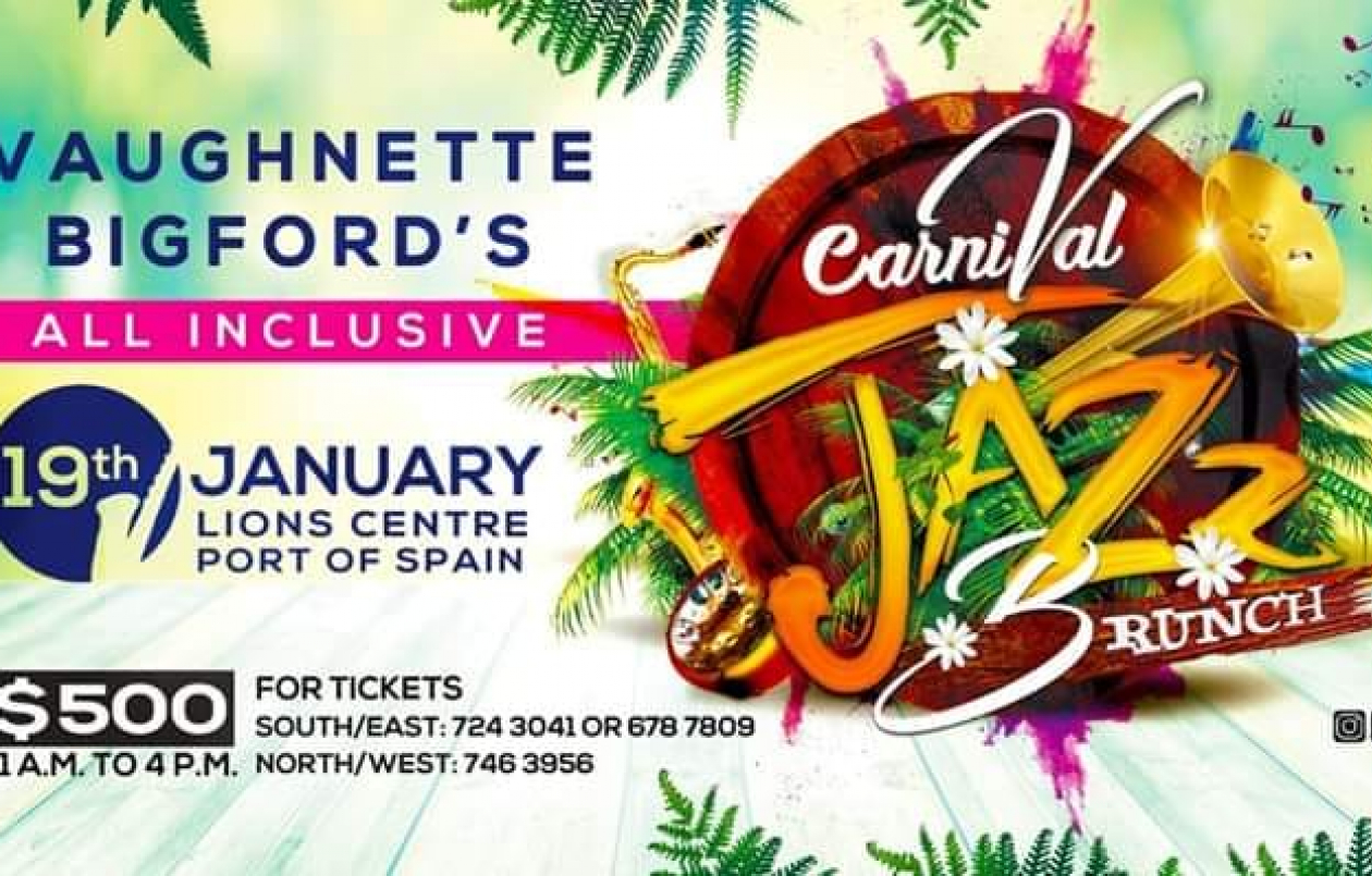 VB's Carnival Jazz Brunch 2020