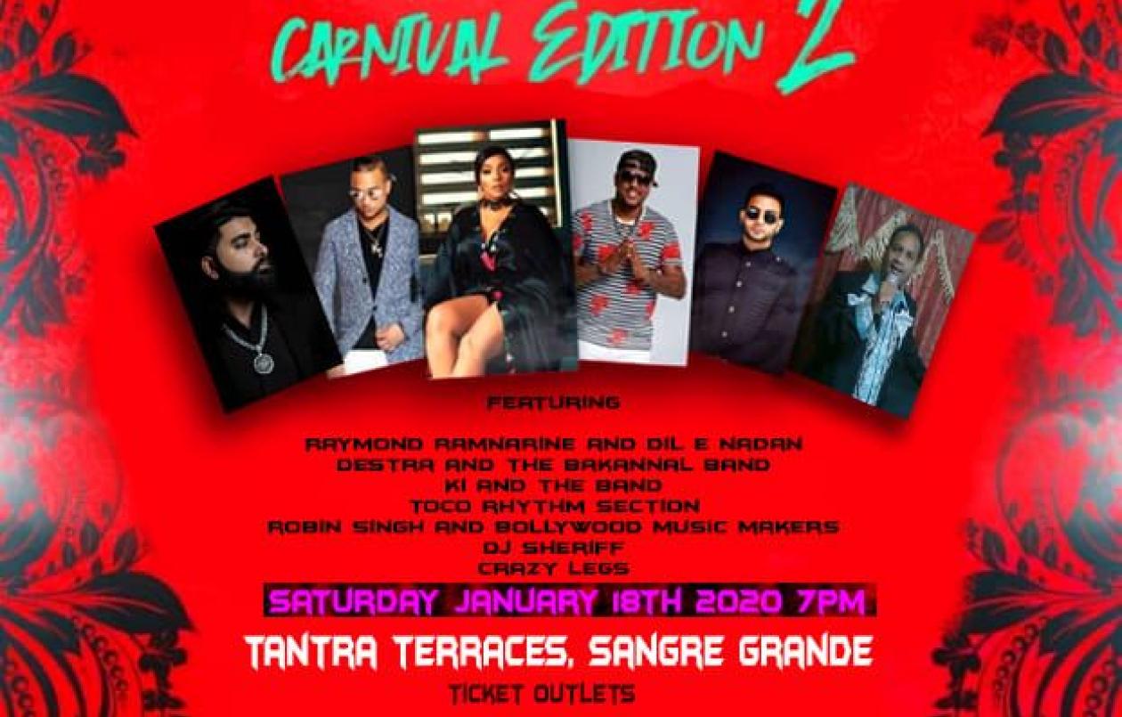Chutney Bang: Carnival Edition 2