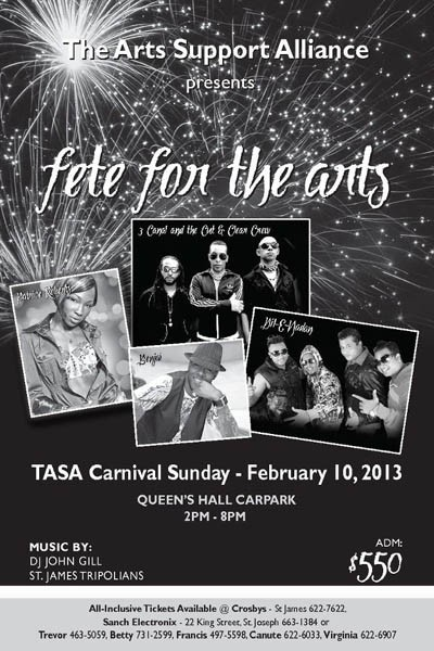 TASA: Fete For The Arts 2013