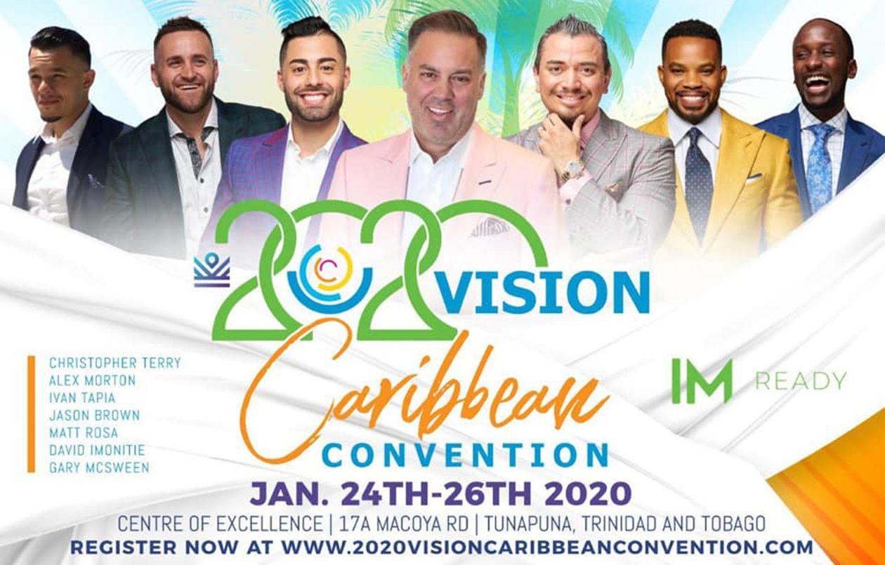 2020 Vision Caribbean Convention