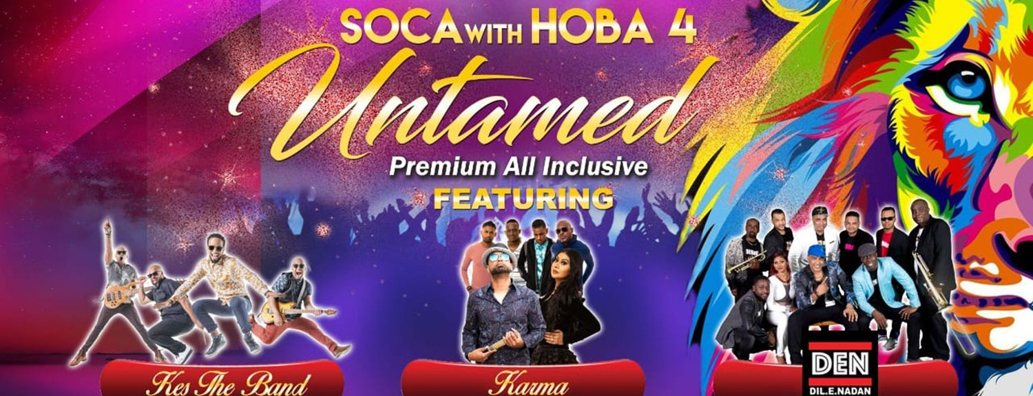 Soca With HOBA 2020
