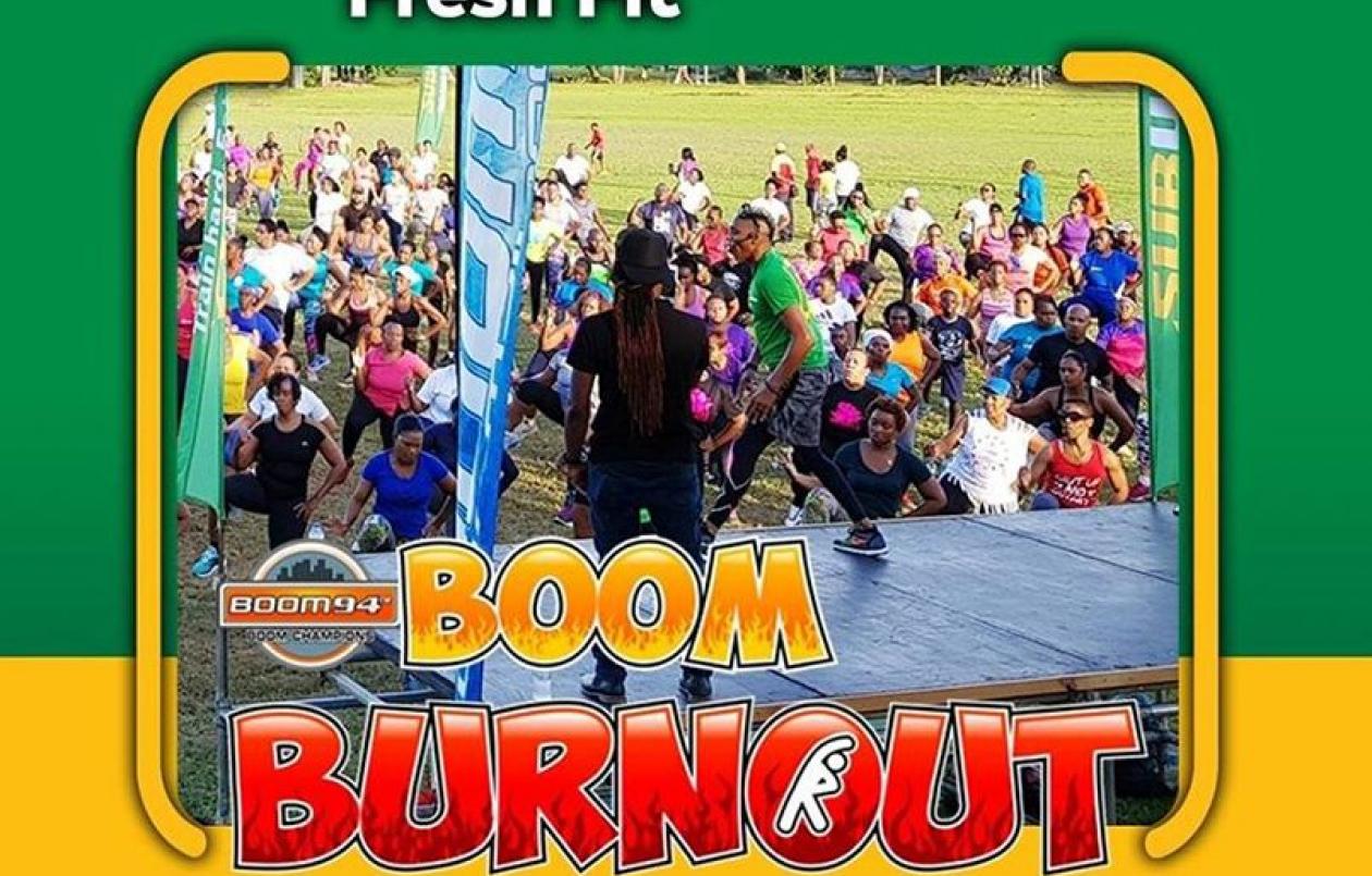 Subway Frest Fit Boom Burnout 2020