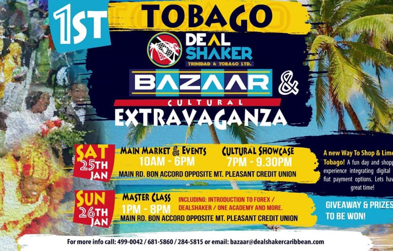 Tobago Dealshaker Bazaar 2020