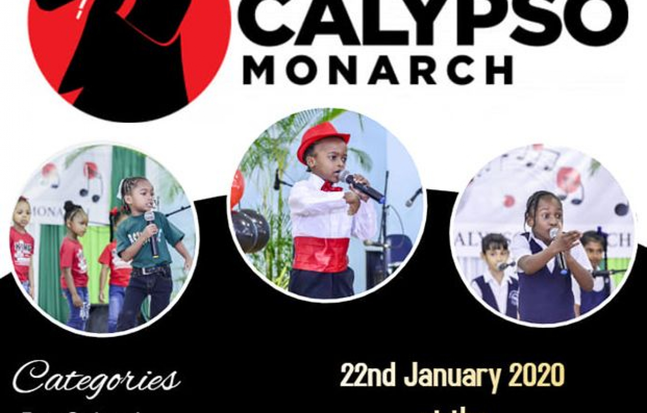 South West Junior Calypso Monarch 2020