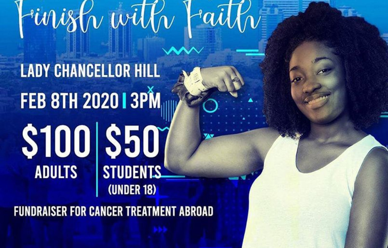 Chancellor's Challenge - Finish With Faith