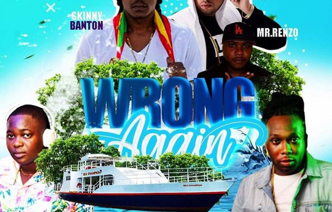 Wrong Again Soca Latin Cooler Cruise 2020