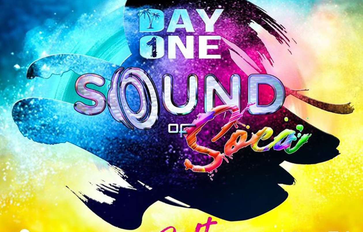 Dayone Sound Of Soca II