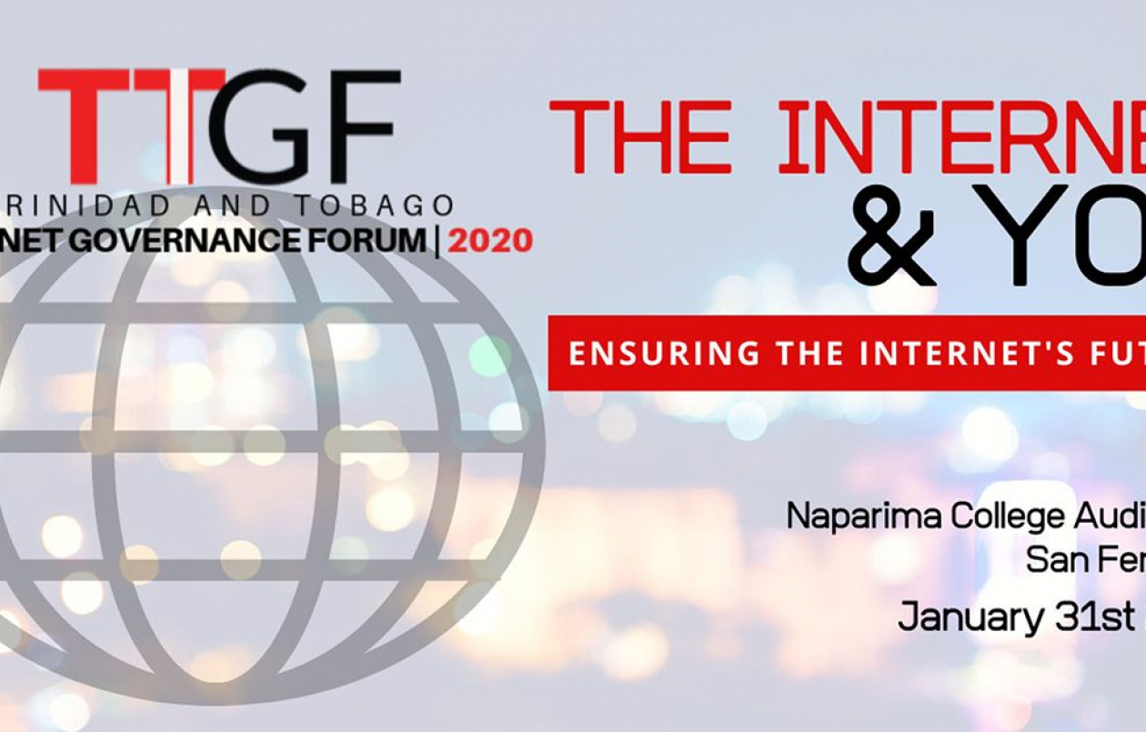 Trinidad & Tobago Internet Governance Forum 2020