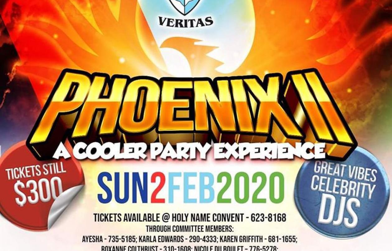 HNC Phoenix II Cooler Party 2020