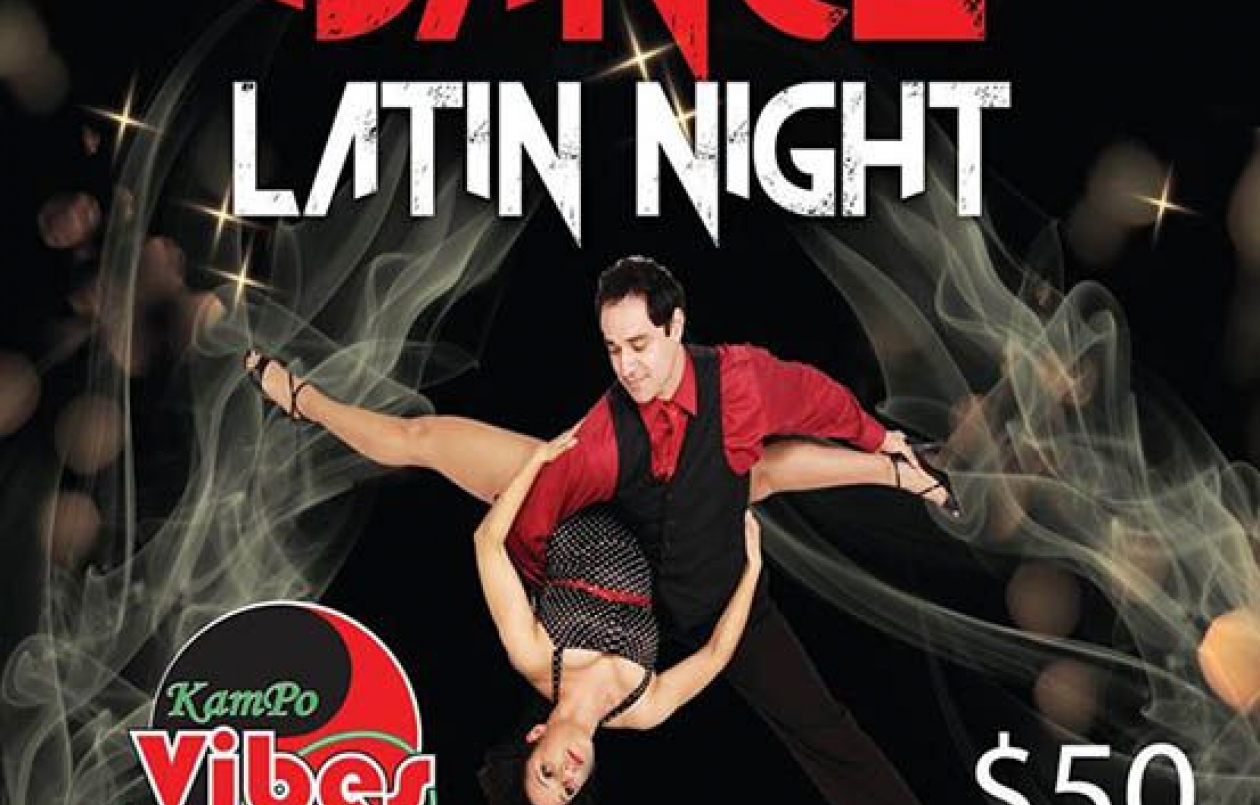 Just Dance Latin Night - 25.1.20