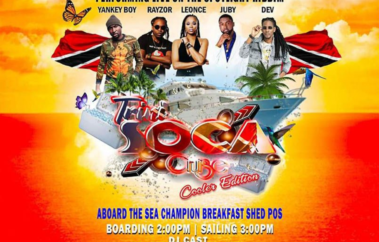 Trini Soca Cruise 2020: Cooler Edition