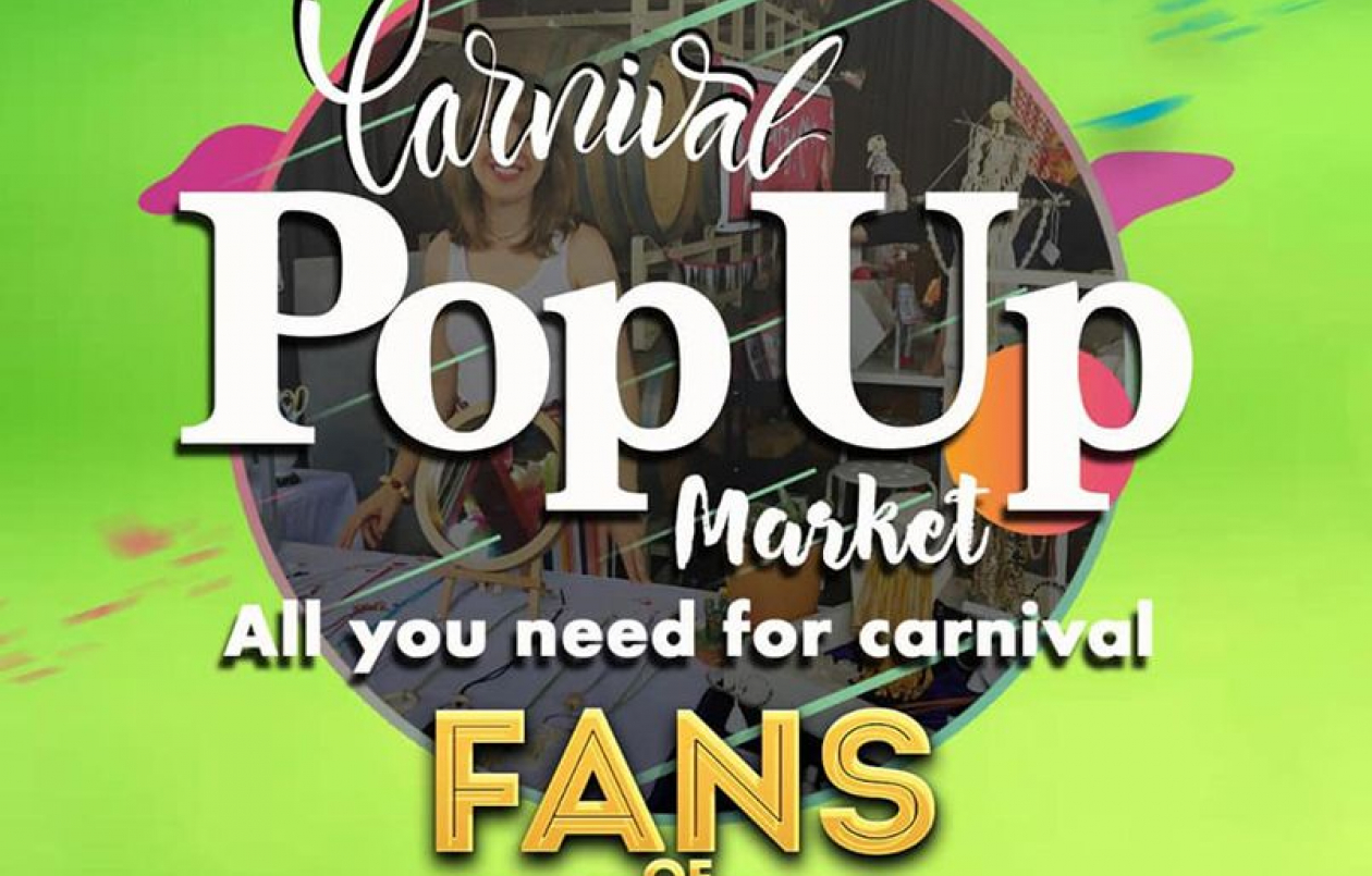 Fans of Soca Carnival Pop Up Market - 1.2.20