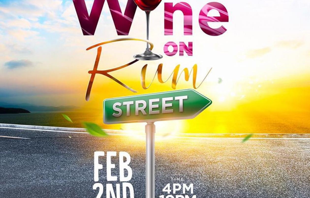 Wine On Rum Street 2020