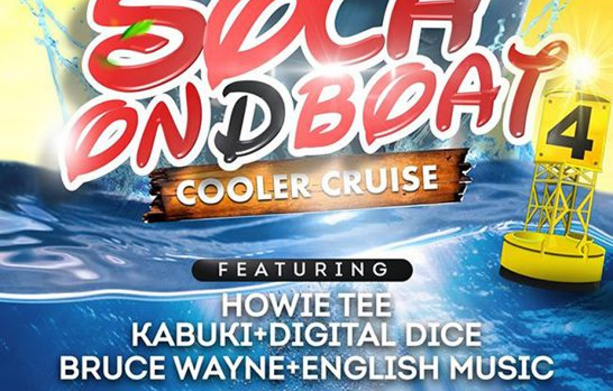 Soca on D Boat 4