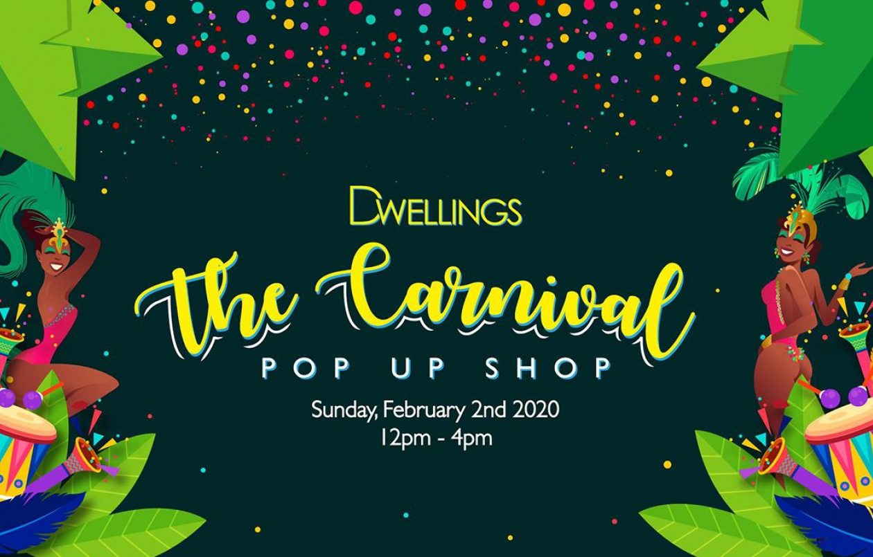 The Carnival Pop Up Shop 2020