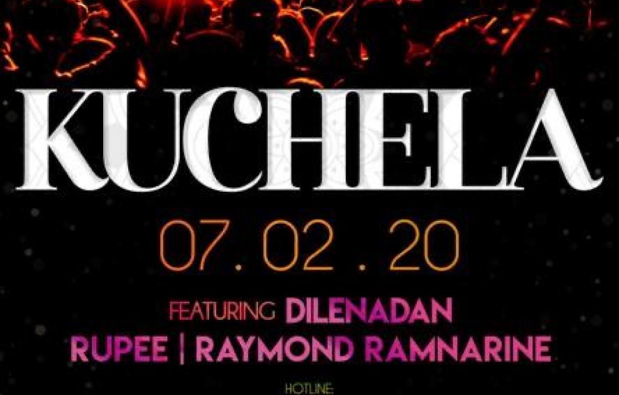 Kuchela: Raymond Ramnarine & Dil-E-Nadan