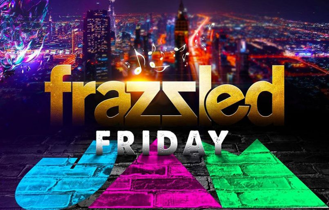Frazzled Friday JAM 2020