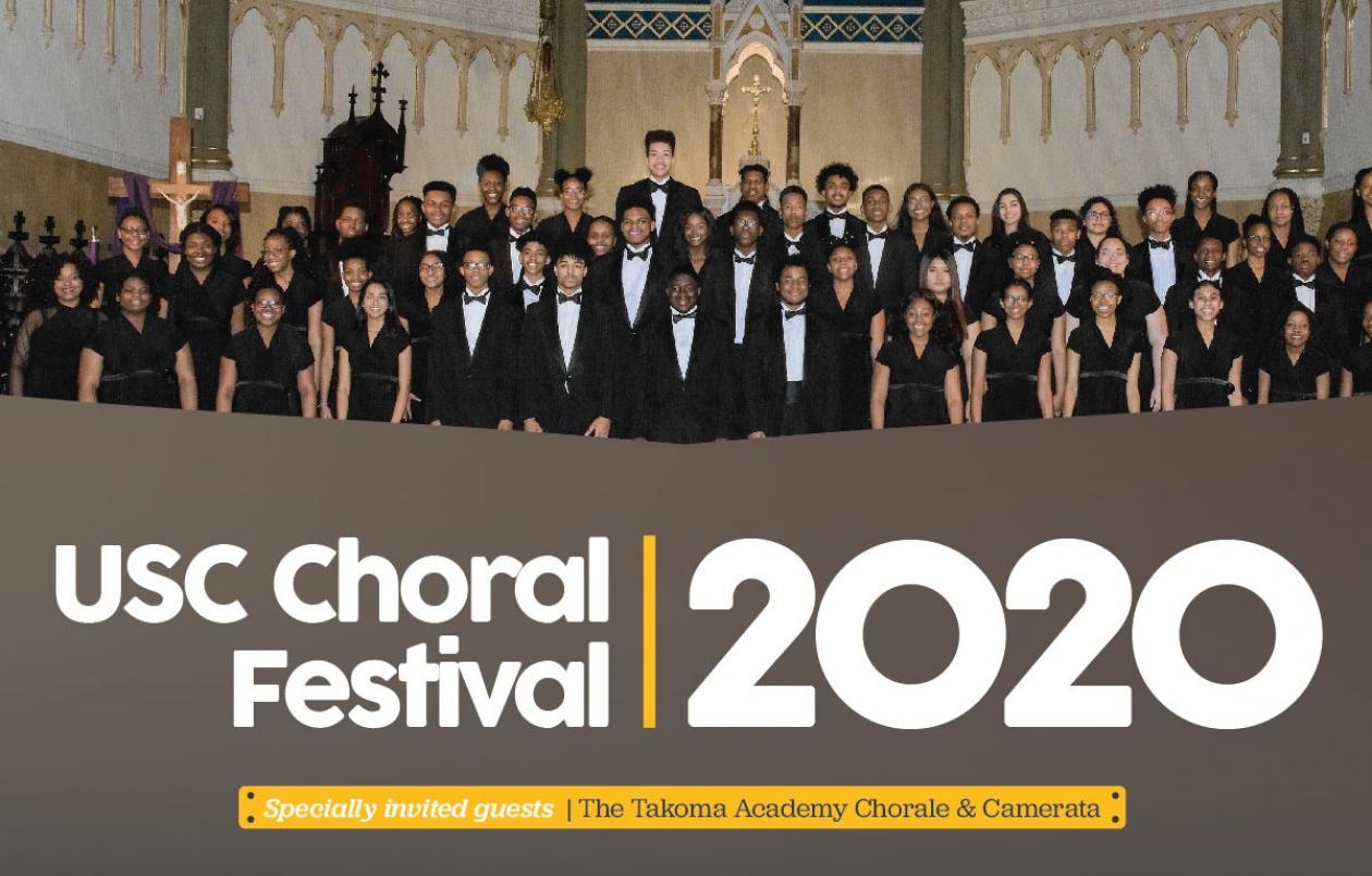 USC mUSiC Choral Festival 2020