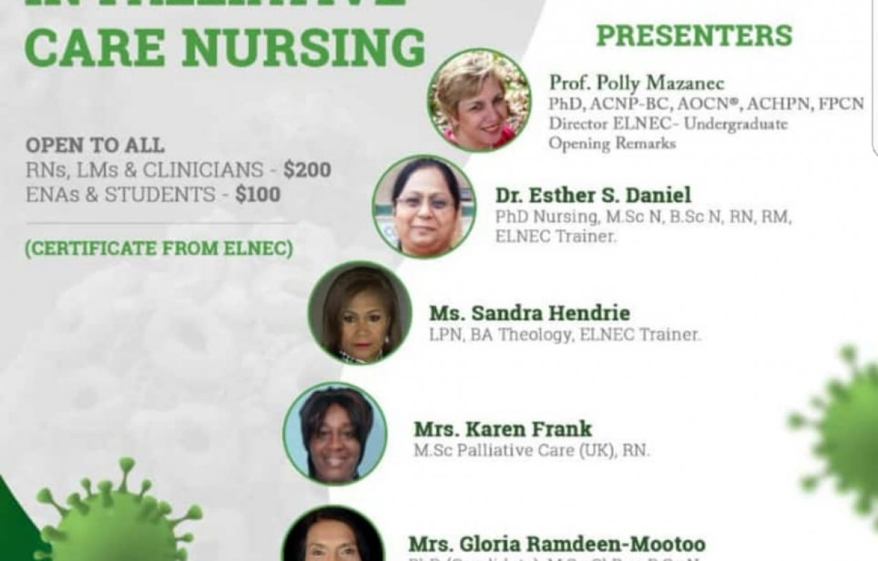 A New Frontier in Palliative Care Nursing