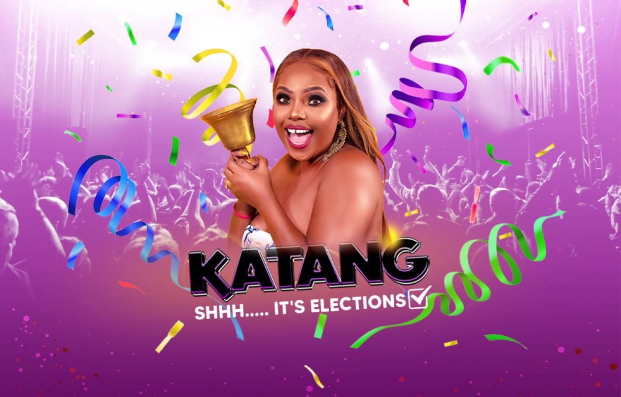 Katang! SHHH... It's Elections!