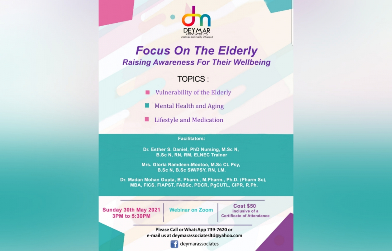 Focus on The Elderly
