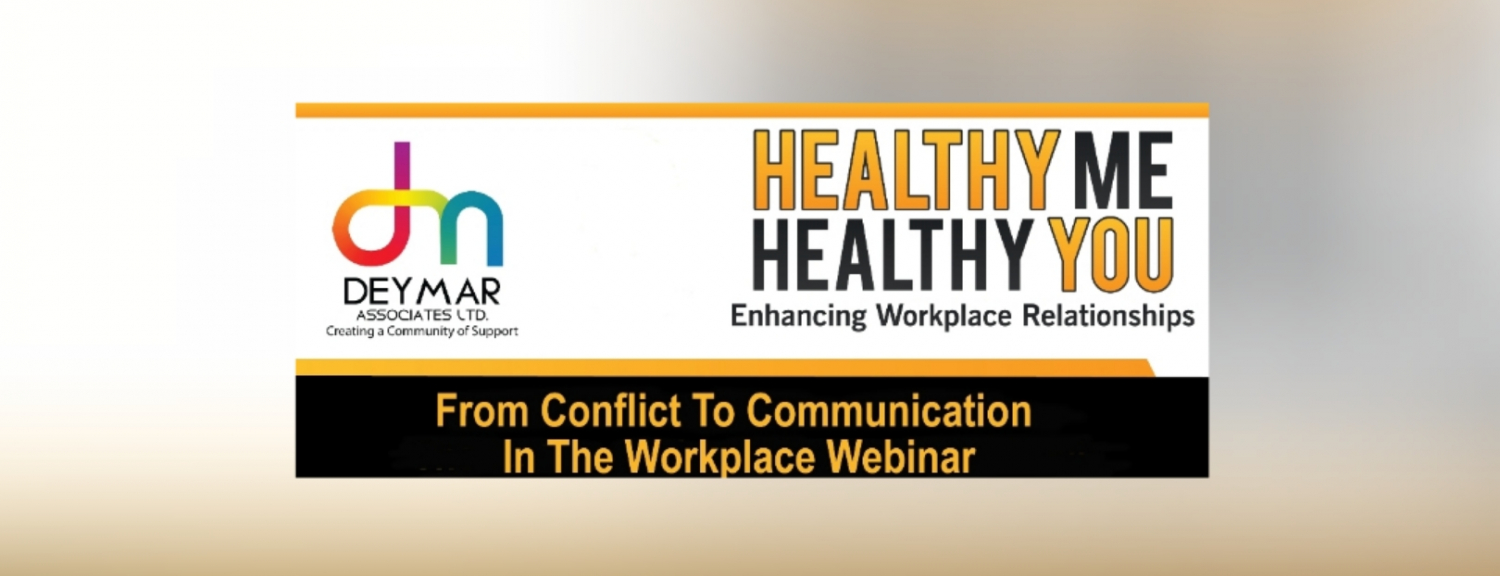 From Conflict to Communication in the Workplace Webinar