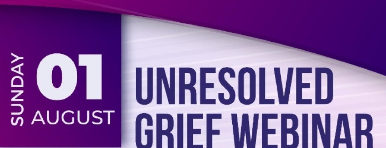 Unresolved Grief Webinar