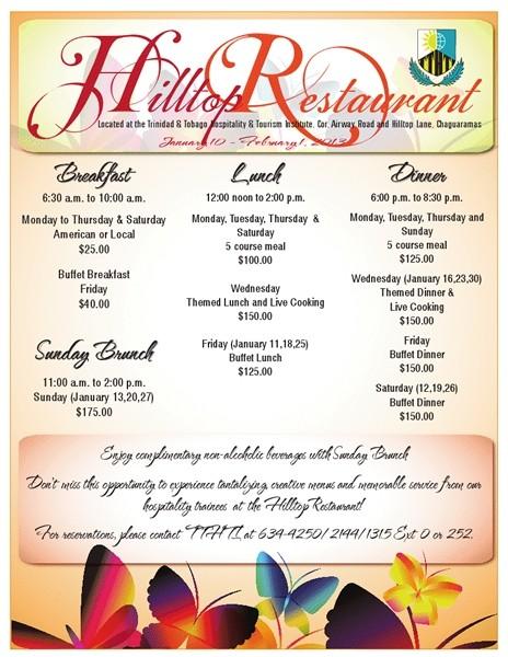 TTHTI Hilltop Restaurant