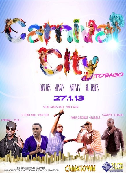 Carnival City: Follow The Band