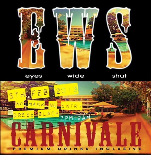 Eyes Wide Shut: CARNIVALE
