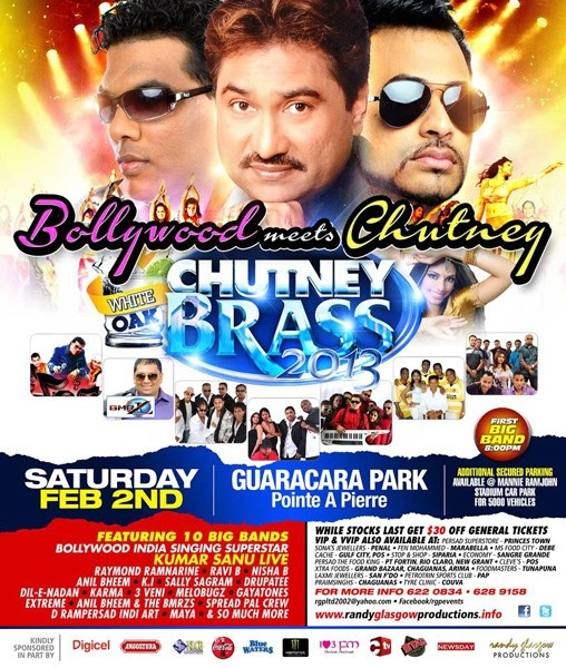 International Chutney Brass 2013