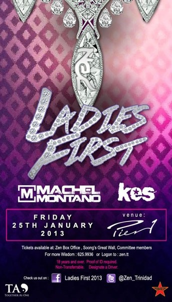 Ladies First 2013
