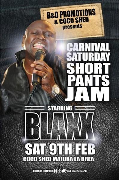 Carnival Saturday Short Pants Jam 5