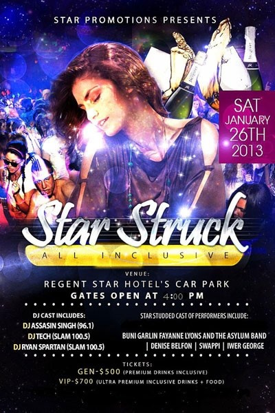 Star Struck: Regent Star All Inclusive